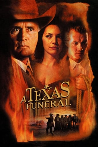 Poster of A Texas Funeral