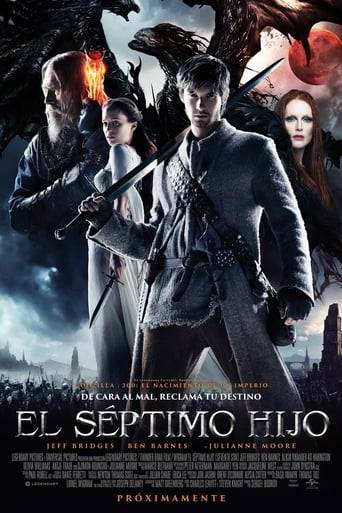 Poster of El séptimo hijo