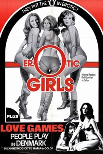 Poster of Love Games People Play in Denmark