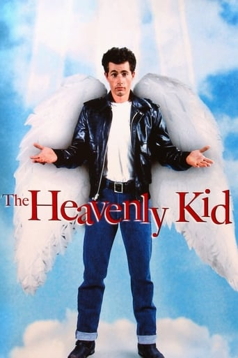 Poster of The Heavenly Kid