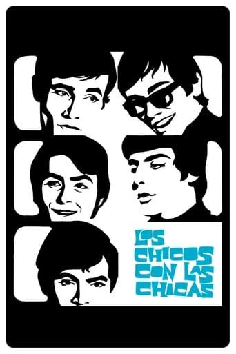 Poster of Los chicos con las chicas
