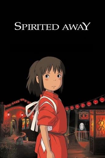 Poster of Spirited Away