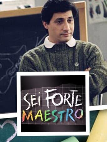 Poster of Sei forte, maestro