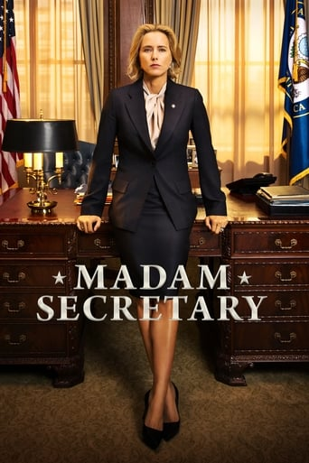 Poster of Madam Secretary