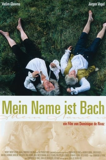 Poster of My Name Is Bach