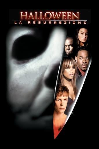 Poster of Halloween - La resurrezione