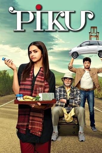 Poster of Piku