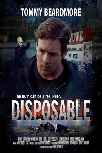 Poster of Disposable