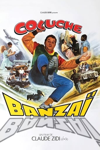 Poster of Banzaï