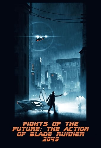 Poster of Fights of the Future: The Action of Blade Runner 2049