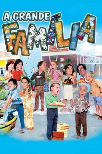 Poster of A Grande Família