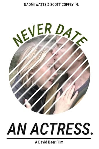 Poster of Never Date an Actress