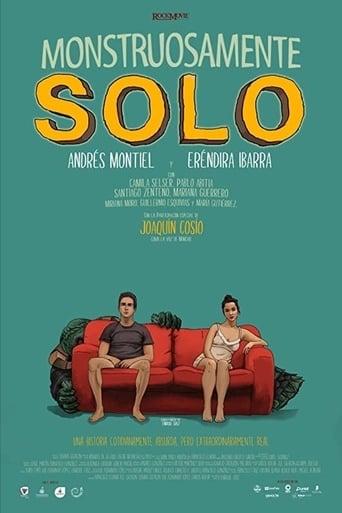 Poster of Monstruosamente Solo