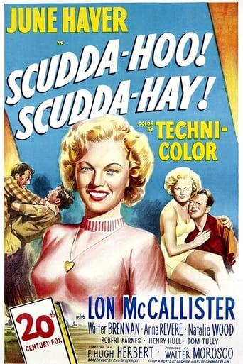 Poster of Scudda Hoo! Scudda Hay!