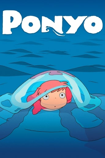 Poster of Ponyo