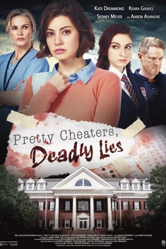 Poster of Pretty Cheaters, Deadly Lies