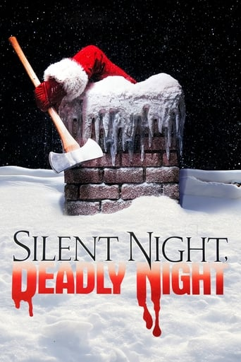 Poster of Silent Night, Deadly Night
