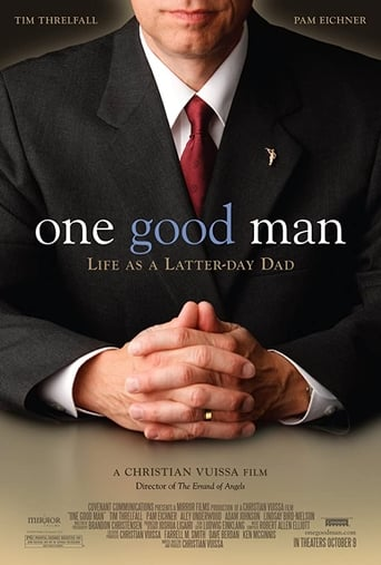 Poster of One Good Man
