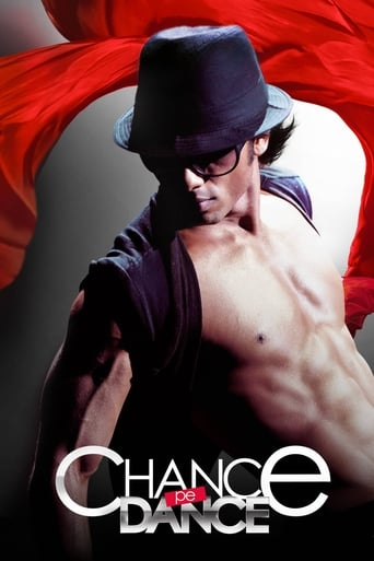 Poster of Chance Pe Dance