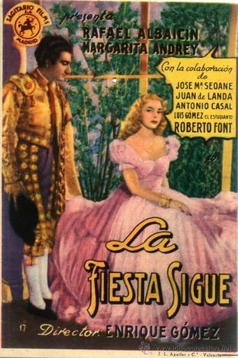 Poster of La fiesta sigue