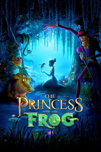 Poster of The Princess and the Frog