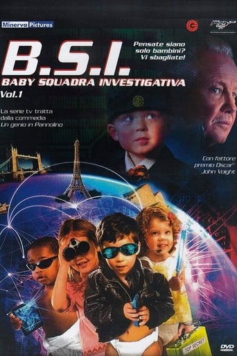 Poster of Baby Geniuses Television Series
