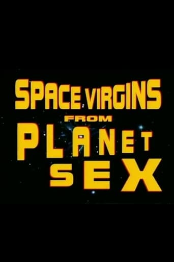 Space Virgins from Planet Sex poster