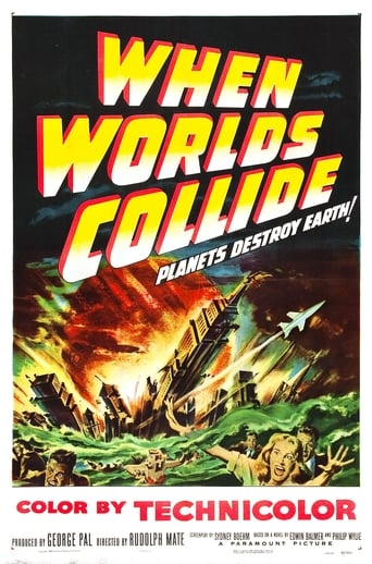 Poster of When Worlds Collide