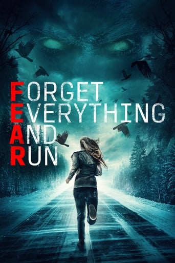 Poster of Forget Everything and Run