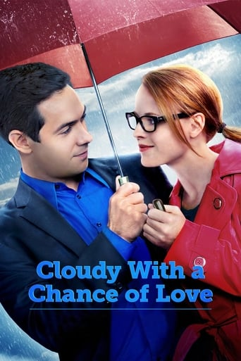 Poster of Cloudy With a Chance of Love