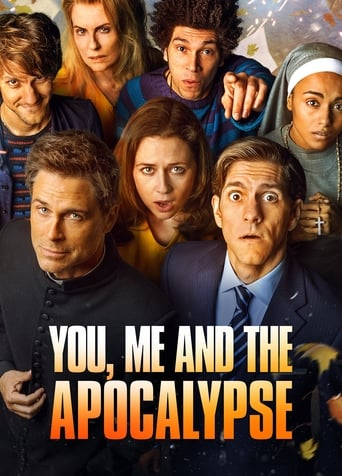 Poster of You, Me and the Apocalypse