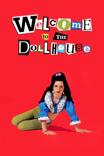 Poster of Welcome to the Dollhouse