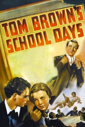 Poster of Tom Brown's School Days