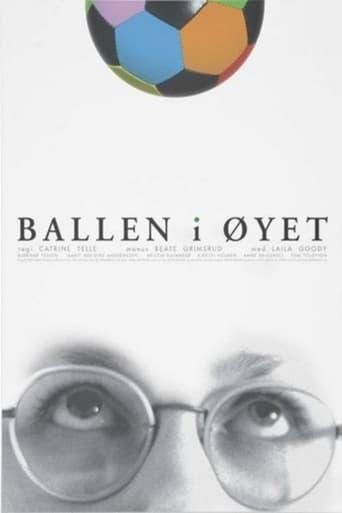 Poster of Ballen i øyet