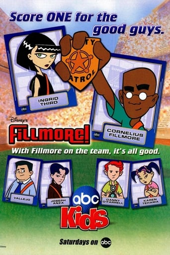 Poster of Fillmore!