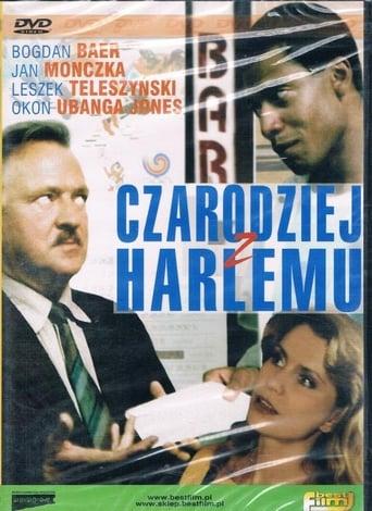 Poster of CZARODZIEJ Z HARLEMU