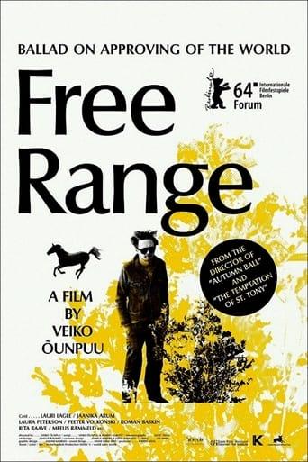 Poster of Free range - Balada o přijetí světa