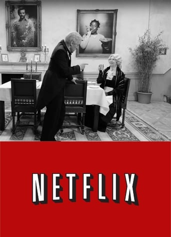 Poster of Dinner for One à la Netflix