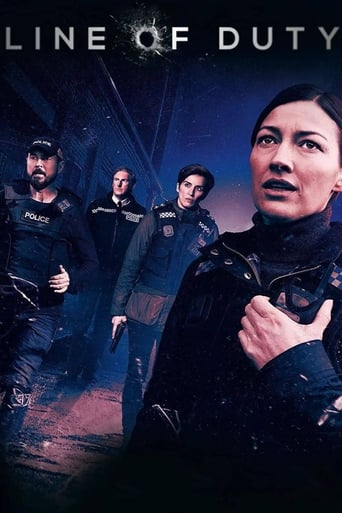 Poster of Line of Duty