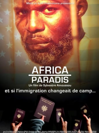 Poster of Africa paradis