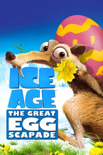 Poster of Ice Age: The Great Egg-Scapade