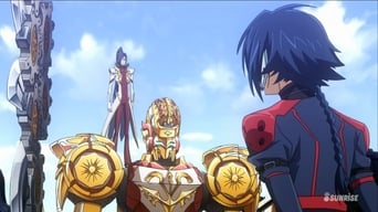 Code Geass - Akito The Exiled #02 - Il Wyvern lacerato