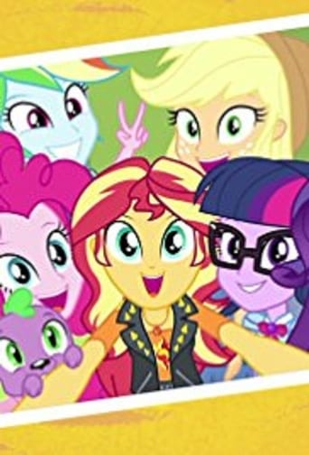 My Little Pony: Equestria Girls - Forgotten Friendship poster