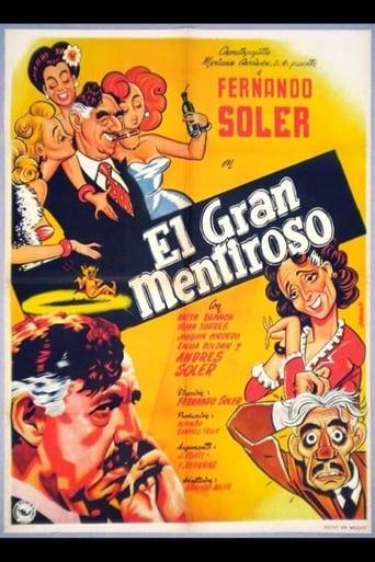 Poster of El gran mentiroso