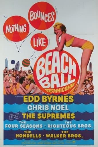 Poster of Beach Ball