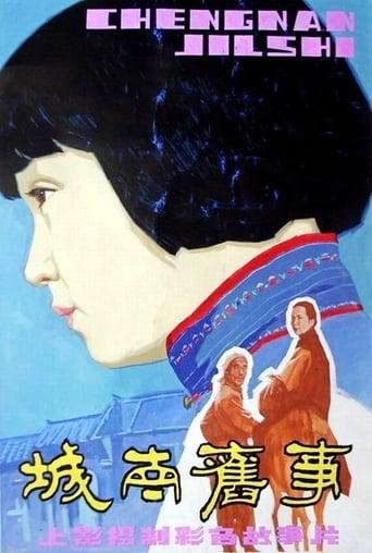 Poster of My Memories of Old Beijing