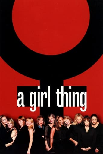 Poster of A Girl Thing