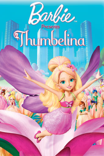 Poster of Barbie Presents: Thumbelina