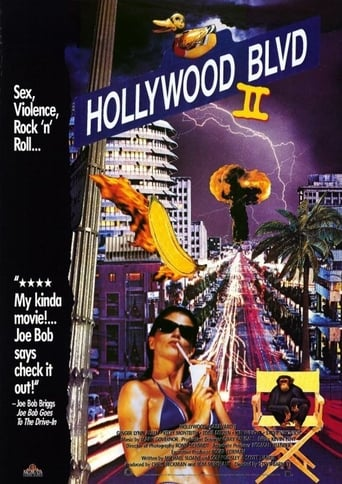 Poster of Hollywood Boulevard II