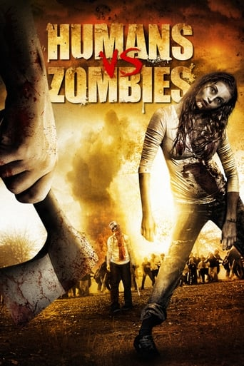 Poster of Humans vs Zombies